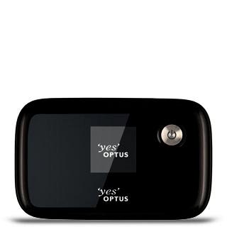 Optus E5776 WiFi Modem/Snow Leopard