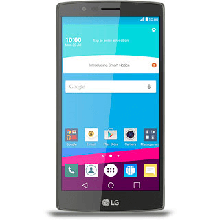 Answering a call on my mobile phone - LG G4 - Optus