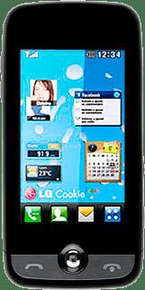 temas para lg cookie gs290