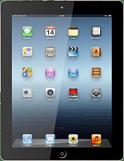 Apple Nuevo iPad (iOS5)
