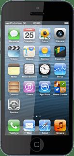 Apple iPhone 5 (iOS6)