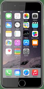 Apple iPhone 6 (iOS8)