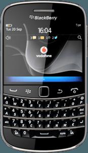 blackberry sharing calendar