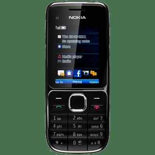 Vodafone Payg Top Up >> Nokia C2-01 - View software version | Vodafone UK