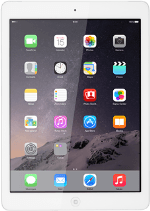 Apple iPad Air iOS 8