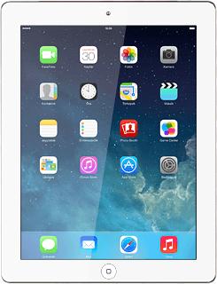Apple iPad 4 iOS 7