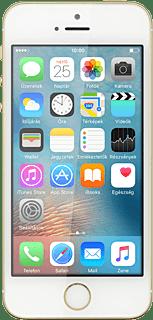 Apple iPhone SE iOS 9