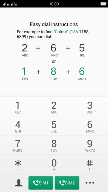 Turn call waiting on or off - OPPO R7 - Optus