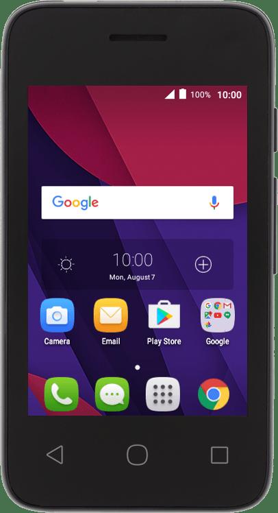 Use mobile phone as Wi-Fi Hotspot - Alcatel Pixi 4 (3 5) - Optus