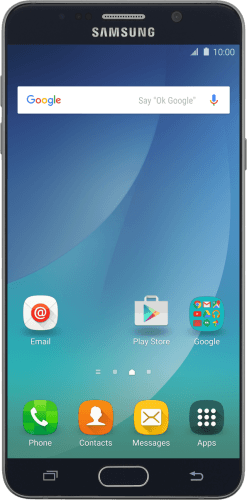 I can't send and receive MMS - Samsung Galaxy Note 5 - Optus