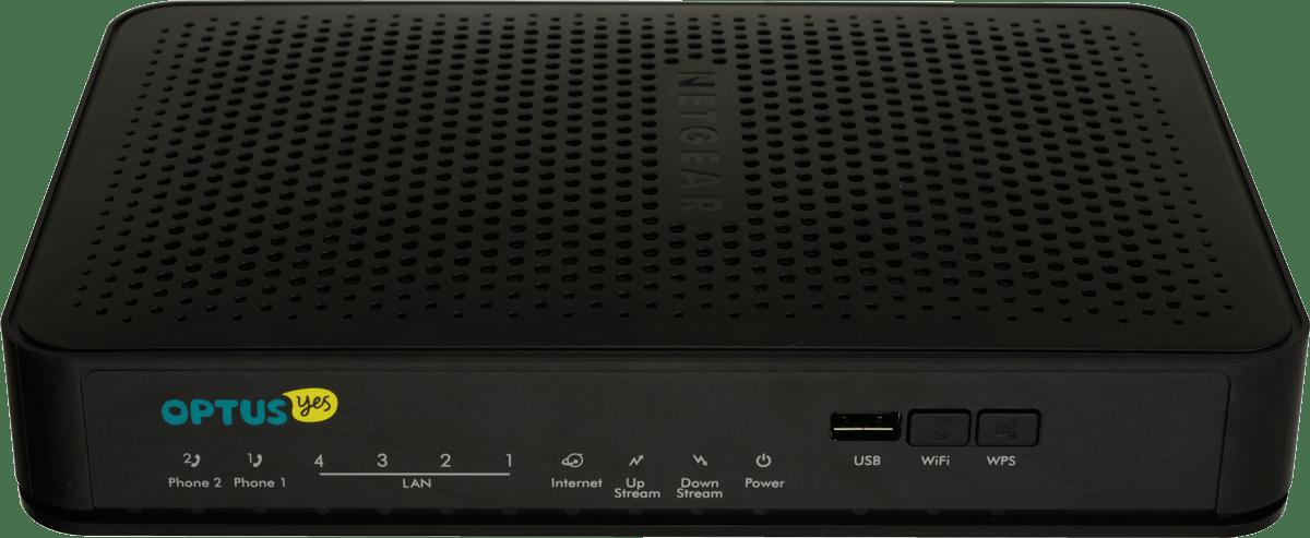 Optus Cable Modem Router Setup - Somurich com