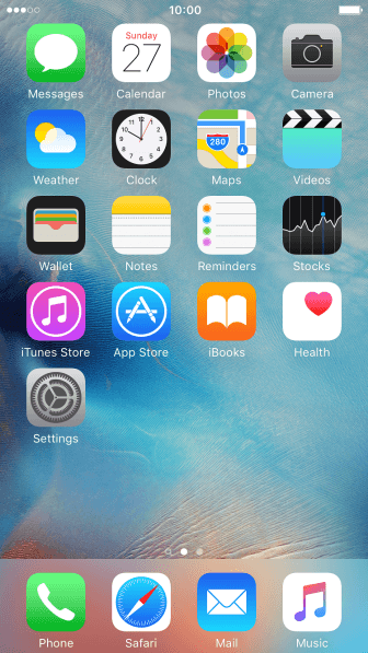 how to change voicemail on iphone 6s