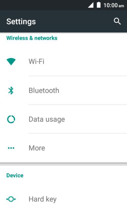 Use mobile phone as Wi-Fi Hotspot - ZTE ZIP - Optus