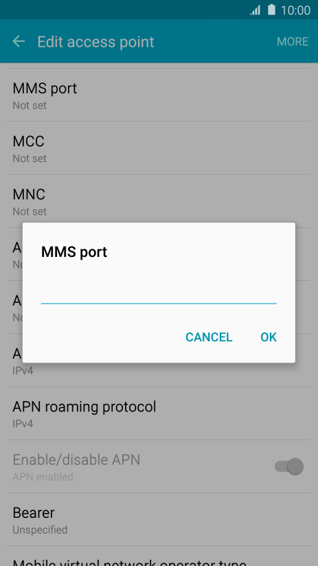 Set up your mobile phone for MMS - Samsung Galaxy Note 5 - Optus