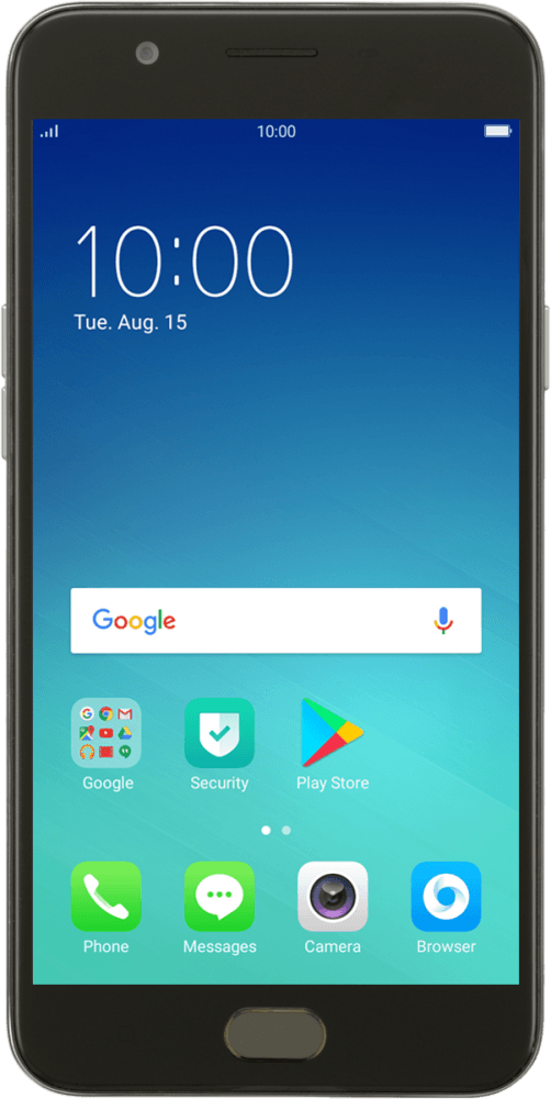 Use mobile phone as Wi-Fi Hotspot - OPPO F1s - Optus