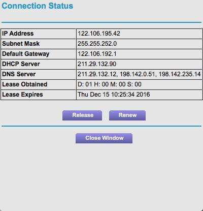 how to set up netgear d 6400 for optus nbn