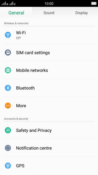 Pair a Bluetooth device with mobile phone - OPPO R7 - Optus