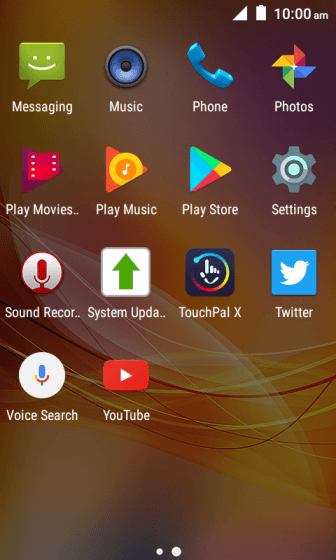 Install apps from Google Play - ZTE ZIP - Optus