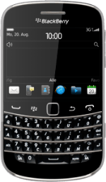 BlackBerry Bold 9900 - Install and use apps from BlackBerry App