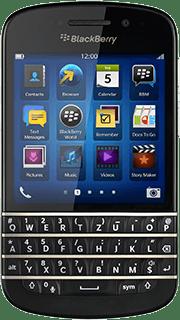 suonerie per blackberry