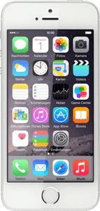 Apple iPhone 5s (iOS8)
