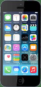 Apple iPhone 5 (iOS8)