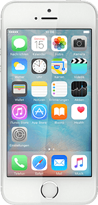 Apple iPhone 5s (iOS9)