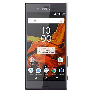 Sony Xperia XZ - Activate or deactivate your own caller