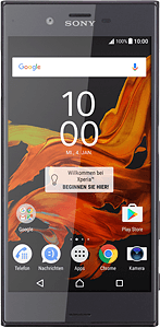 Sony Xperia XZ - Activate or deactivate call barring | Swisscom