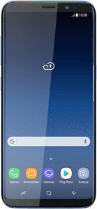 Samsung Galaxy S8 - Activate or deactivate call waiting