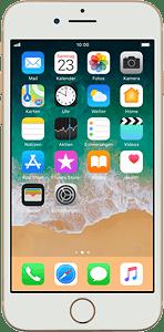 Apple iPhone 8 (iOS11)