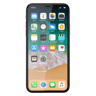 Apple iPhone X (iOS 11) - Connect a Bluetooth device to your