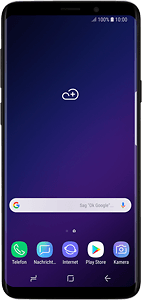 SEND VIDEO TO PC FROM SAMSUNG S9