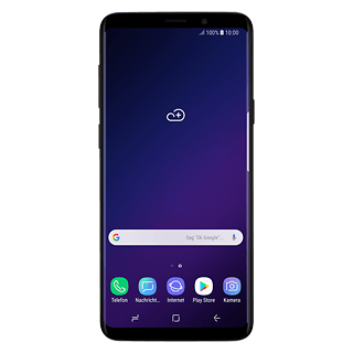 Samsung Galaxy S9 - Transfer files between your computer and