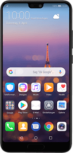 Huawei P20 - Use your mobile phone as Wi-Fi hotspot | Swisscom