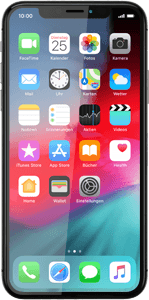 Apple iPhone X (iOS 12)