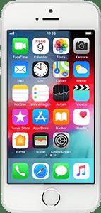 Apple iPhone 5s (iOS12)