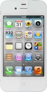 Apple iPhone 4S (iOS8)