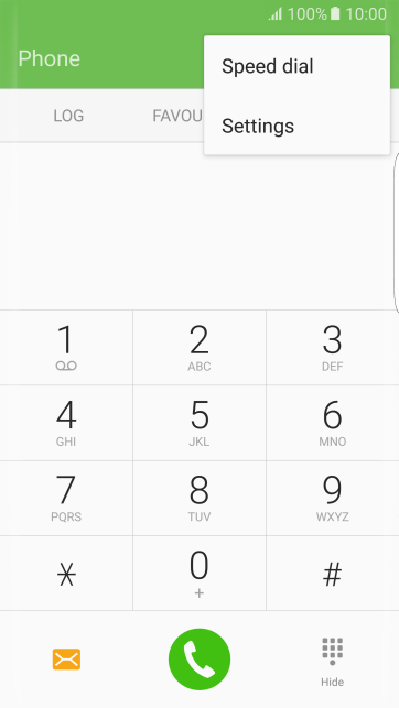 Samsung galaxy s7 edge screen auto rotate off caller id 4