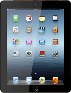 Apple iPad (3rd generation) iOS 5