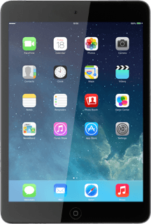 Apple iPad mini (iOS7)