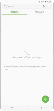 samsung galaxy ace how to turn video calls