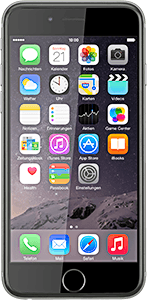 Apple iPhone 6 (iOS8)