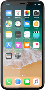 Apple iPhone X (iOS 11)