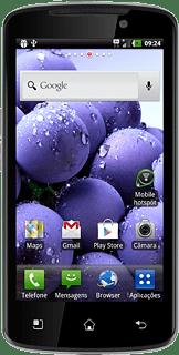 LG Maximo True HD LTE