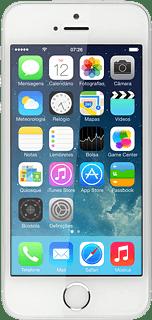 Apple iPhone 5s iOS 7