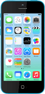 Apple iPhone 5c iOS 8