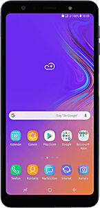 Samsung Galaxy A7 (2018) - Transfer files between your