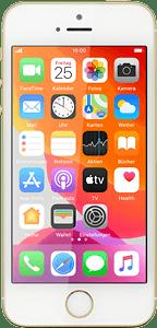 Apple iPhone SE (iOS13)