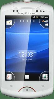 Sony Ericsson Coconut